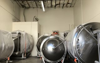 HUDL Brewing - Stainless Steel Tanks
